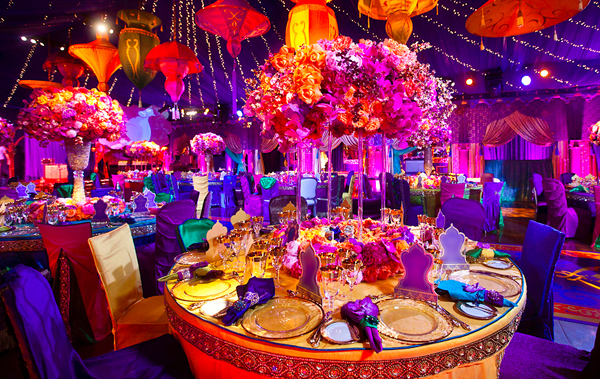 17 Best Images About India Inspired Decor On Pinterest: Indian Wedding Summer Color Palette 2012 « Marigold Events
